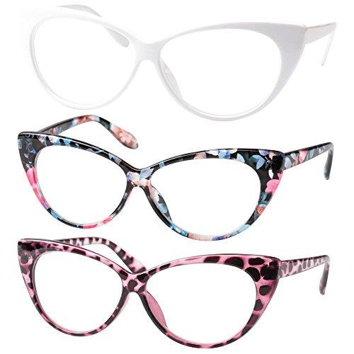 c65dffb8a0 Juego De 3 Pares De Gafas De Lectura Para Mujer - $ 109.900 en ...