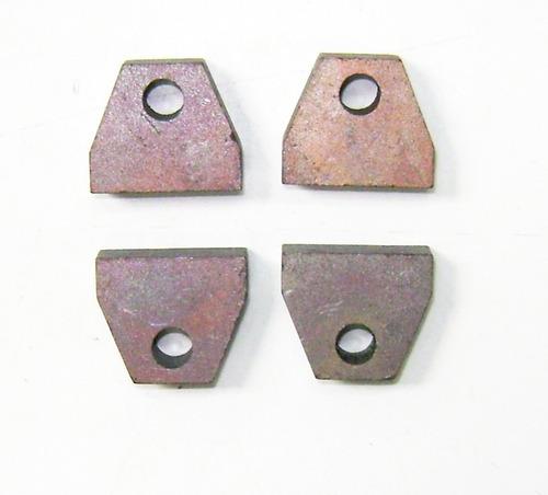 juego de 4 carbones arranque chevrolet rx60