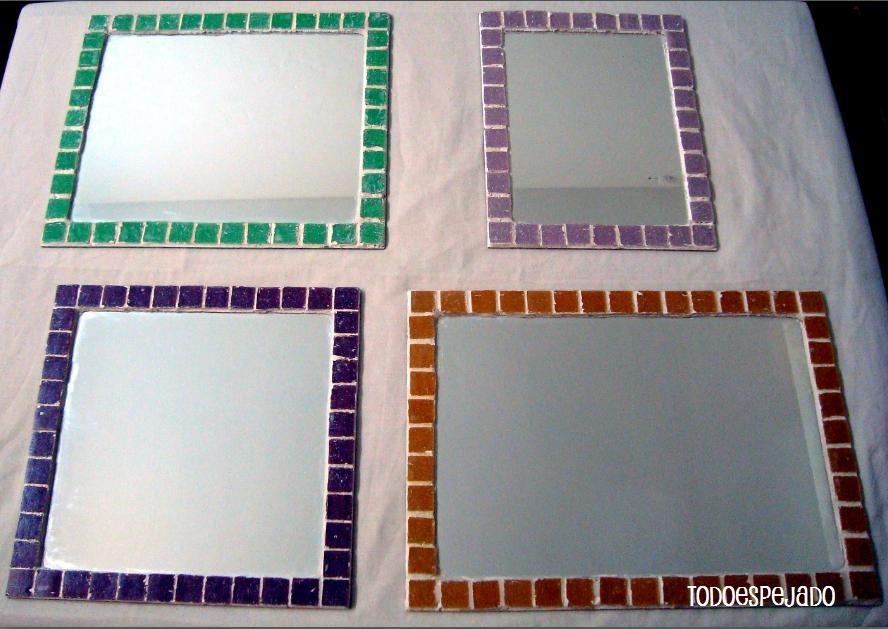 Espejos cuadrados si te gustan las lneas sobrias y for Espejos cuadrados grandes