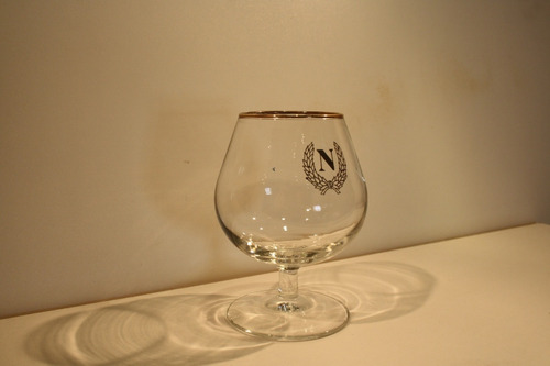 juego de 6 copas vidrio para coñac de colección ¡oferta 5d!
