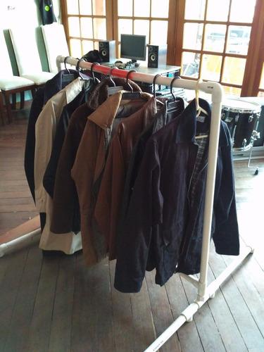 juego de 7 chaquetas talla m