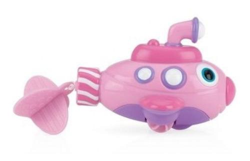 juego de agua para la bañera bebe nuby submarino para baño
