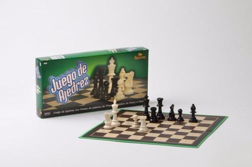 juego de ajedrez escolar - linda terminacion