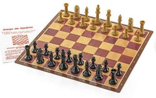juego de ajedrez estudio original ruibal juego de mesa