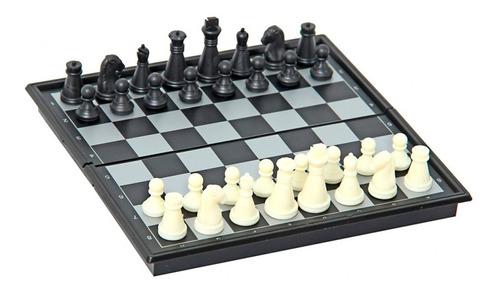 juego de ajedrez profesional clasico tablero magnético cadia