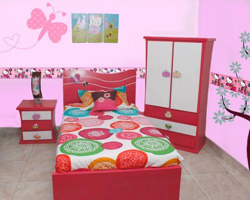 Juego De Alcoba Infantiles -   1.200.000 en Mercado Libre ee369d0318d3