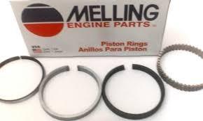 juego de anillos 040 ford 460 original