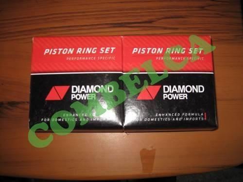 juego de anillos std nissan xtrail t30
