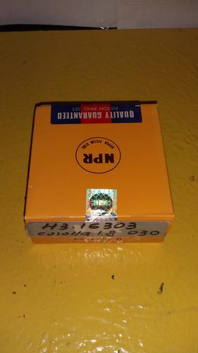 juego de anillos toyota corolla 1.8 94-02 (030) (npr)
