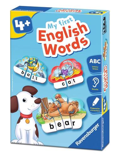 juego de aprendizaje mis primeras palabras en ingles r 24102