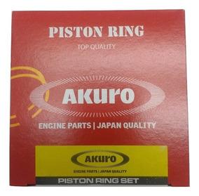 Piston Rings Set for Mazda 2200 R2 86mm 2X2X4 STD