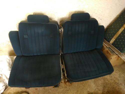 juego de asientos en perfecto estado de ford fairlane 500