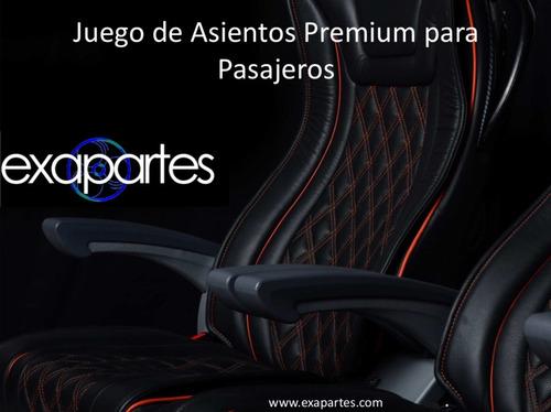 juego de asientos premium para furgoneta sprinter/crafter