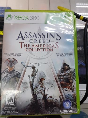 juego de assassins creed para xbox 360 envio gratis