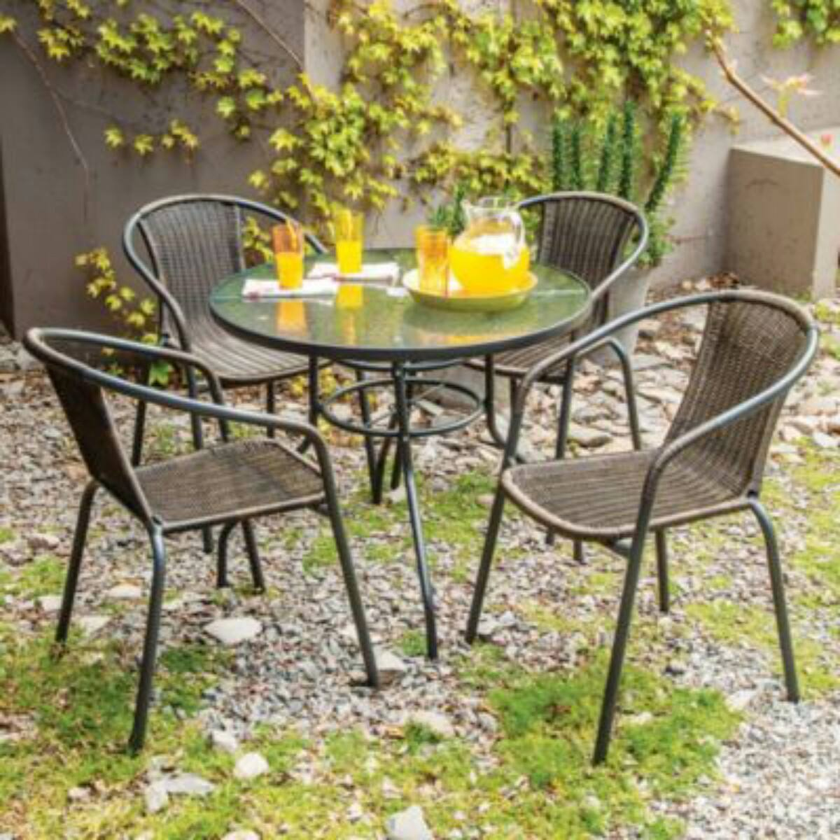Stunning juegos de jardin coto ideas amazing house - Muebles de jardin ...