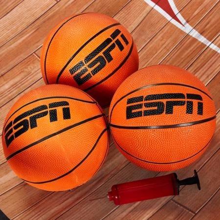 juego de baloncesto espn premium - importados