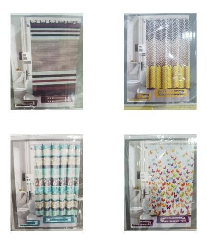 juego de baño, 18 piezas tapetes/toallas/cortina