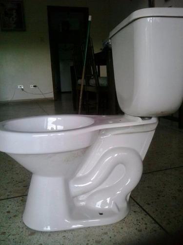 juego de baño blanco
