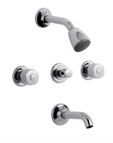 juego de baño fv lavatorio y bañera arizona / bidet llosa