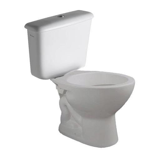 juego de baño inodoro largo + deposito ferrum andina