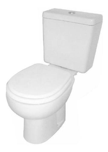 juego de baño inodoro pringles bidet mampara vanitory  40cm