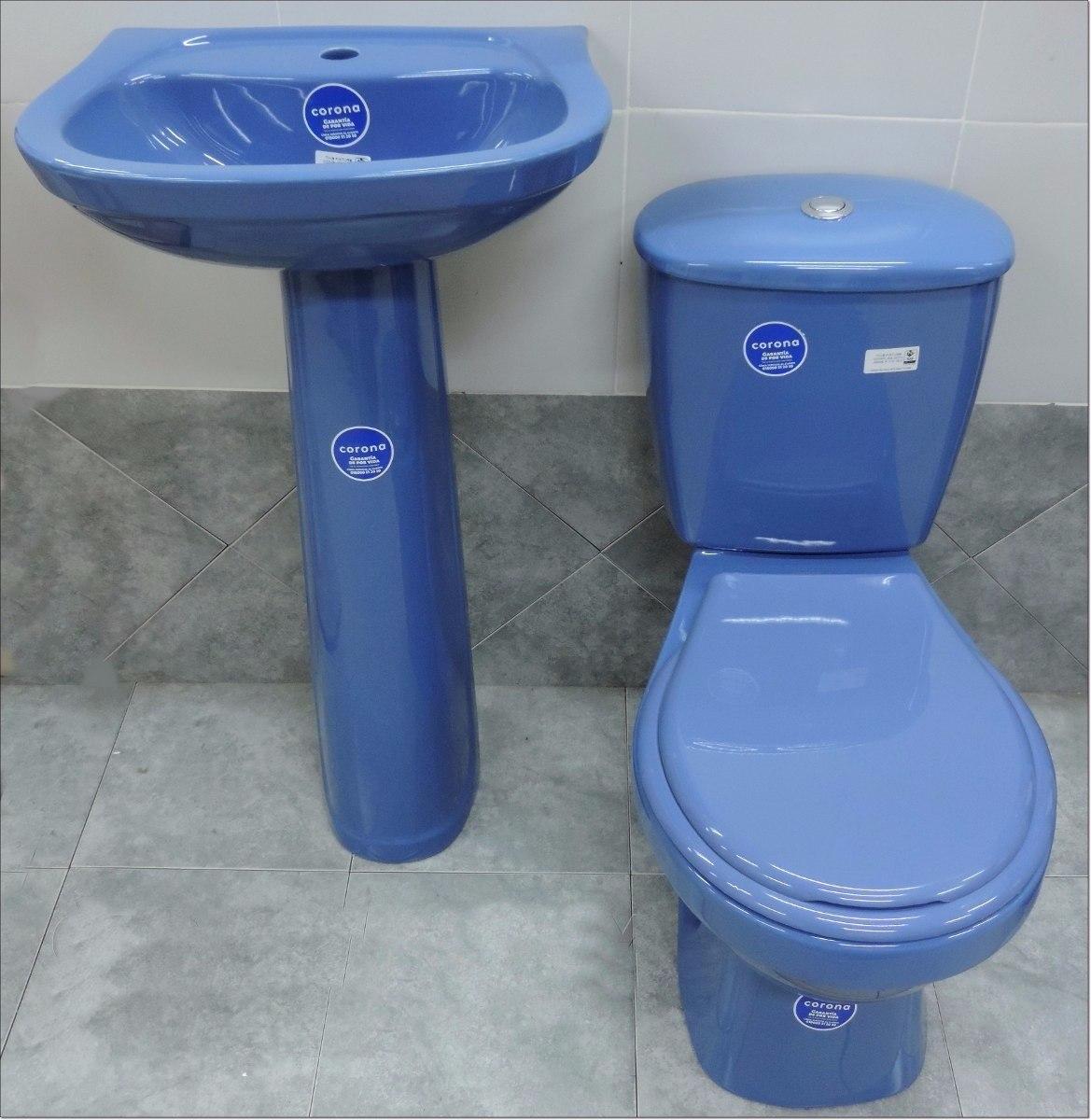 Muebles de ba o water for Bano de color colores