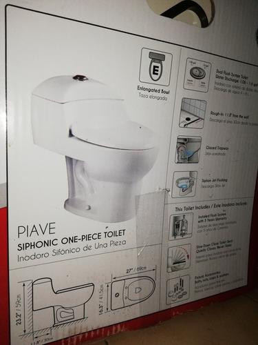 juego de baño poceta y lavamanos de pedestal