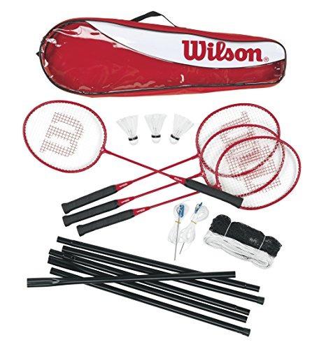 juego de béisbol wilson badminton