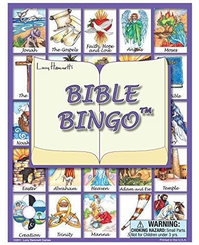 Juego De Bingo Biblico 1 617 38 En Mercado Libre