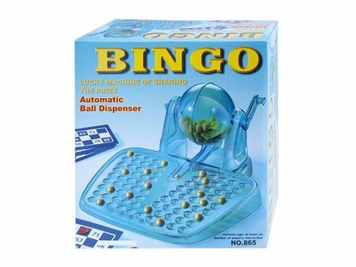 juego de bingo / lotto