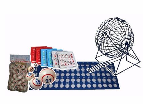 juego de bingo - para negocio 20 tablas plasticas