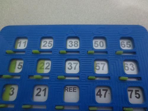 juego de bingo - para negocio tablas profesionales