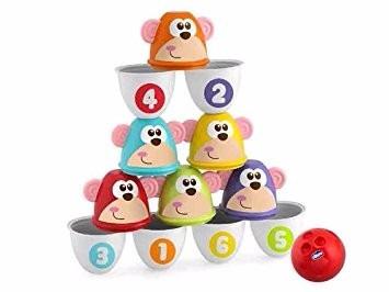 juego de bolos chicco niños mvd kids
