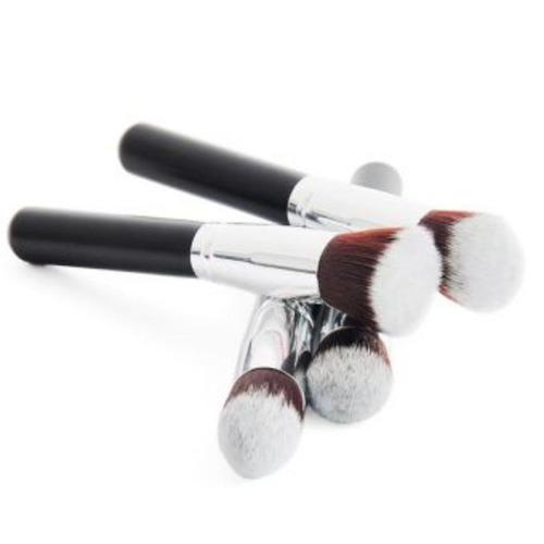 juego de brochas maquillaje profesional x4 para bronzer rubo
