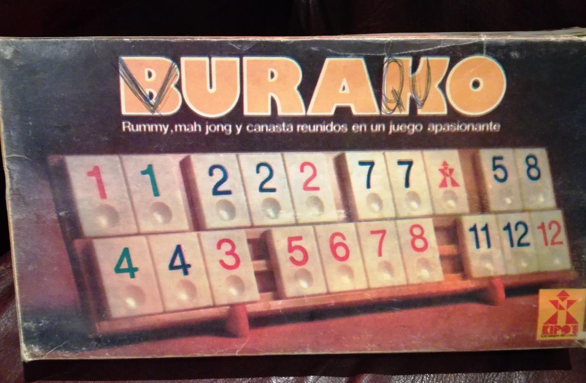 Juego De Burako Kipos 300 00 En Mercado Libre