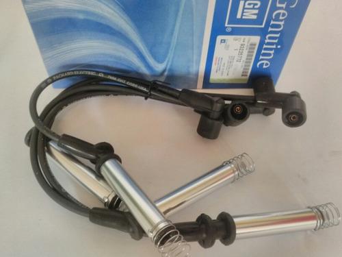 juego de cable bujia corsa 1.6 1.4 original general motors
