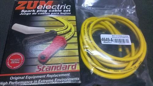 juego de cable de bujia renault 30