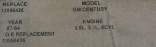 juego de cables century full inyeccion 2.8 3.1 6cc 25