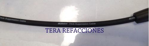 juego de cables de bujia originales chevy, corsa y tornado.