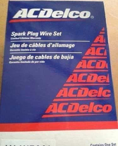 juego de cables de bujia spark