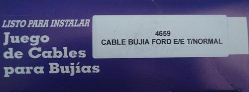 juego de cables para bujia ford 302-351 t/n 4659 rt