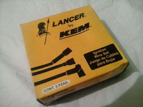 juego de cables para bujía l-1123 85-11 vw