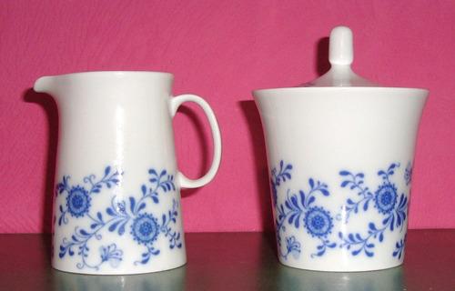 juego de cafe para 12 personas - porcelanas marly