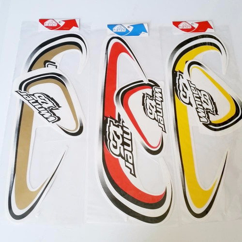 juego de calcos motos yumbo winner baccio zanella