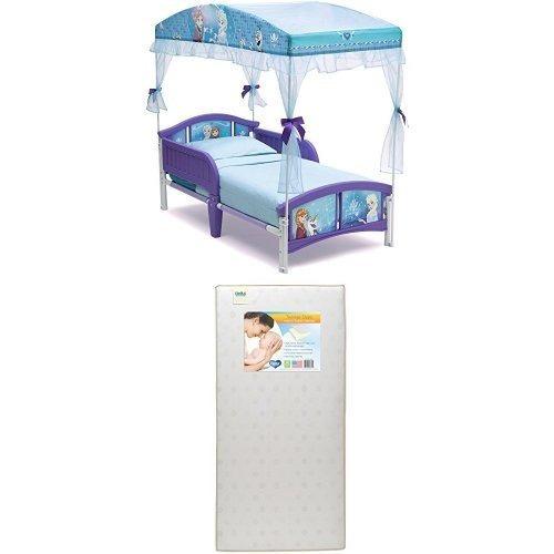 juego de cama y colchón toddler disney frozen envío gratis