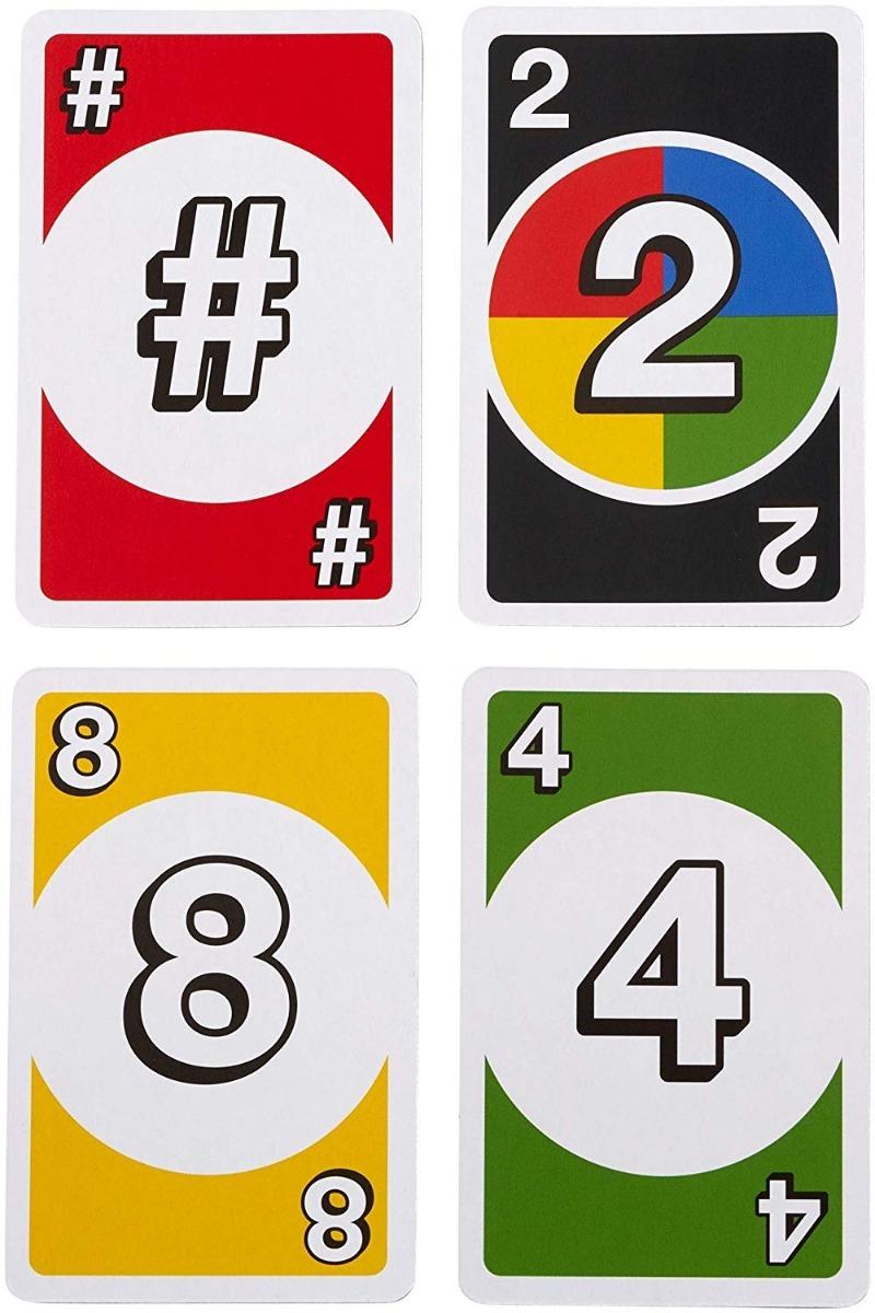 Juego De Cartas Dos Nuevos Sellados Juego De Mesa Mattel 469 00