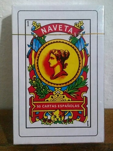 Juego De Cartas Espanolas Bs 580 00 En Mercado Libre