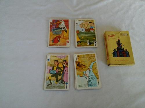 juego de cartas festival de disney