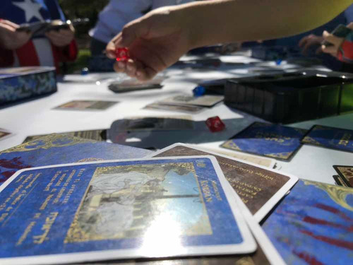juego de cartas mamlejet kohanim