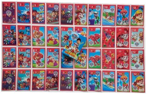 juego de cartas naipes infantil pack x 25 mazos diverti toys